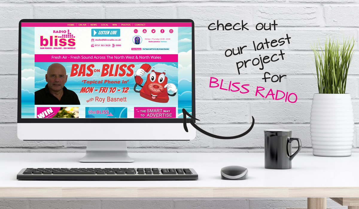 Promedia Bliss Radio